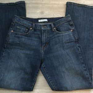 Levi's 515 Bootcut Medium Wash Denim Jeans Size 10